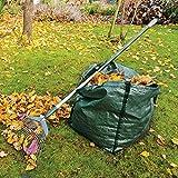 Cubo de basura para jardín