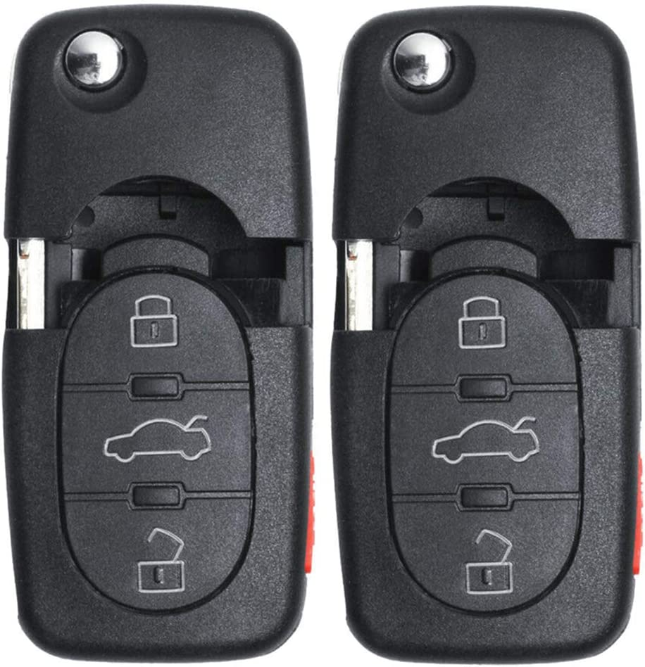 Beefunny 315MHz ID48 Chip Replacement Remote Key Fob 激安セール 959 1J0 送料0円 Car