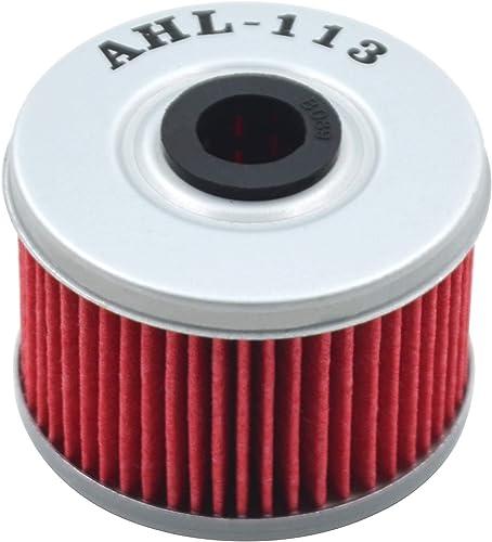 AHL Filtre à Huile pour XL125V VARADERO 125 2001-2010