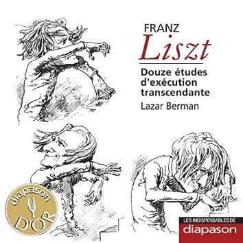 Liszt: Douze études d'exécution transcendante, S.139 (Les indispensables de Diapason)