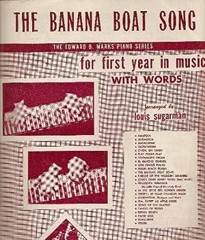 Paperback The Banana Boat Song Book