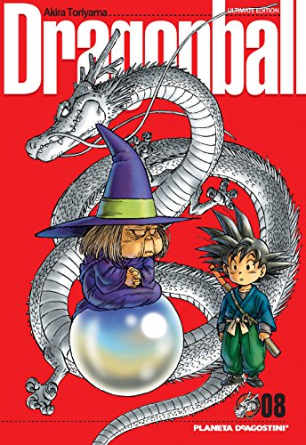 Dragon Ball nº 08/34 (Manga Shonen)