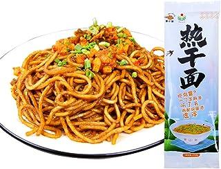 即席麺 中華細麺 武汉热干面 170g x 1バッグ 方便面 インスタント麺 中華食材 挂面 碱水面 干拌面
