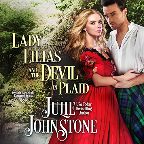 Lady Lilias and the Devil in Plaid Audiobook By Julie Johnstone cover art