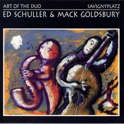 Ed Schuller, Mack Goldsbury