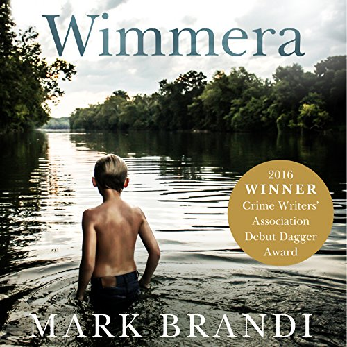 Wimmera audiobook cover art