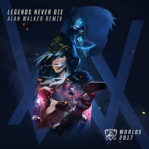 Amazon.com: Legends Never Die - (Remix): Alan Walker ...