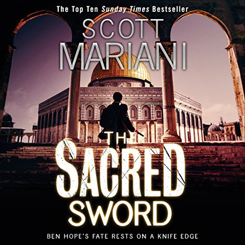 The Sacred Sword audiobook cover art