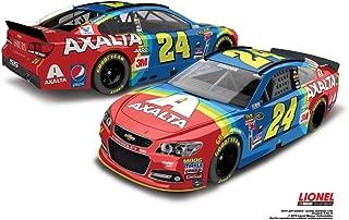 Lionel Racing Jeff Gordon 2015 Axalta Retro Rainbow 1:64 Nascar Diecast
