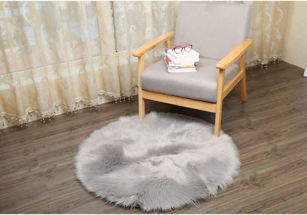 FOLWEP Faux Sheepskin Area Rug Carpet ディスカウント Fluffy 税込 Decorative Home