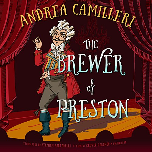 The Brewer of Preston audiobook cover art