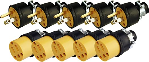 Best power cord ends Reviews
