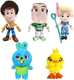 Kit Pelucia - Toy Story 4 - DTC