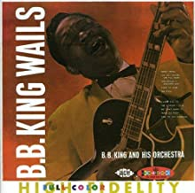 bb king and his orchestra