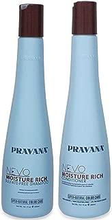 Pravana Nevo Moisture Rich Shampoo 10.1 & Conditioner 10.1 Set