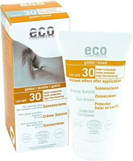 eco cosméticos: Crema solar LSF 30 tintadas (75 ml)