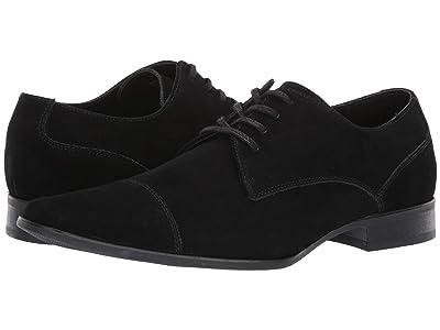 Calvin Klein Bram (Black Calf Suede) Men
