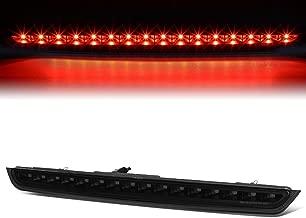 For Chevy Suburban Tahoe/GMC Yukon Black Housing Smoke Lens High Mount LED 3rd Tail Brake Light Lamp