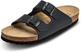 VITAFORM® Mules / Women / Men / with Footbed / Slippers Genuine Leather / Work Shoes for Nursing Personnel Care / Shoes Su...