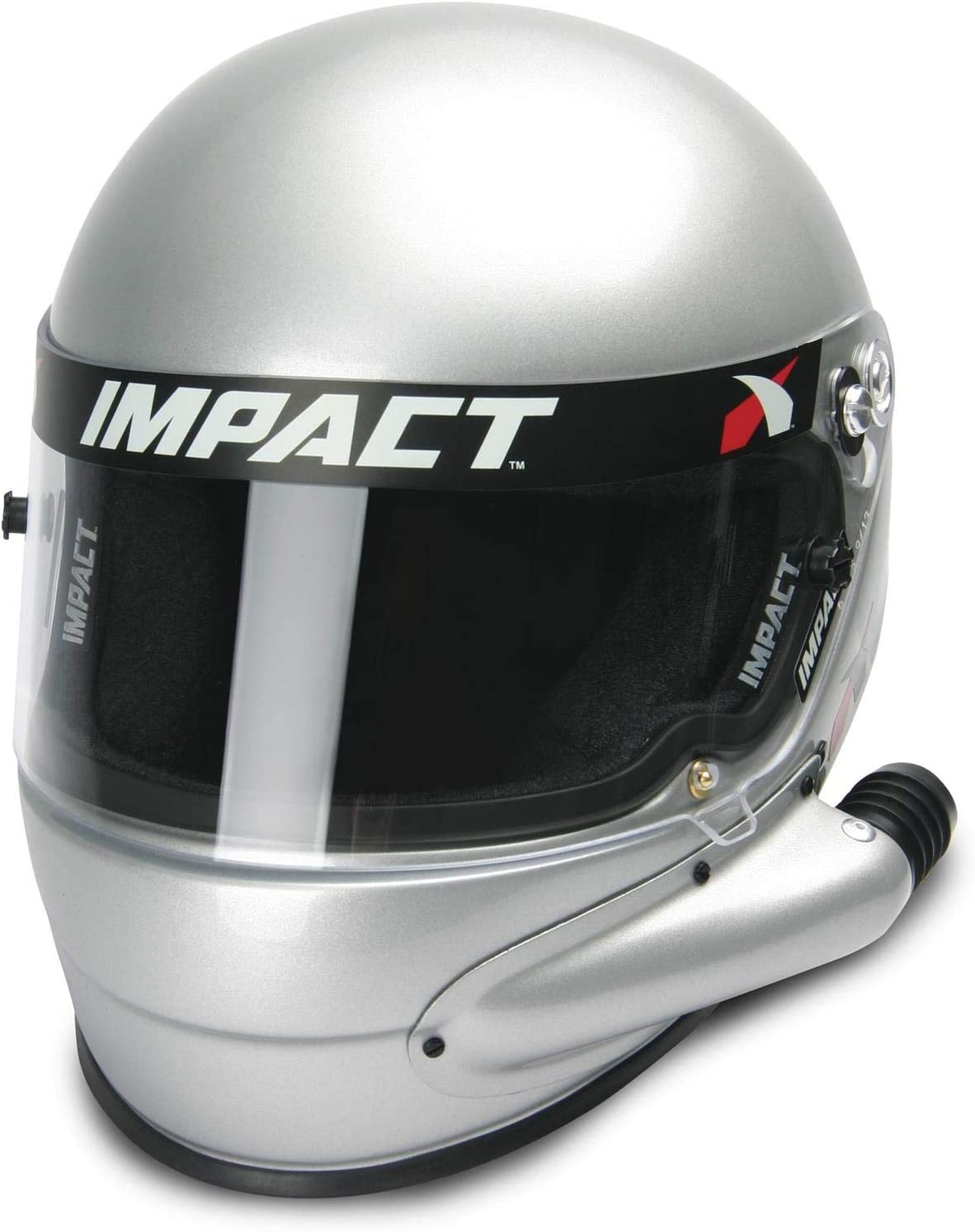 Impact Racing 14715312 Helmet - 1320 Side Bl Recommended price SM SNELL15 Air Flat