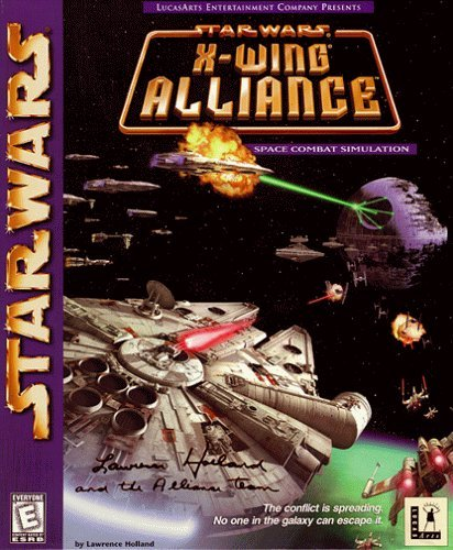 Star Wars: X-Wing Alliance - PC by LucasArts