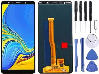 مجموعة كاملة من شاشة LCD ومحول رقمي من HAWEEL لهاتف Galaxy A7، A750F / DS