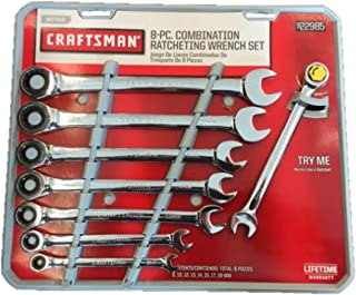 craftsman tools ratcheting wrench