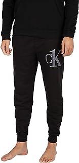 Calvin Klein Long Men's Trouser Pants Sport CK Item NM1927E Jogger, UB1 Black, L