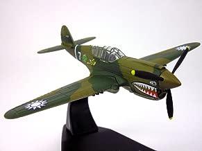 Curtiss P-40 Warhawk Flying Tigers 1/72 Scale Diecast Metal Model