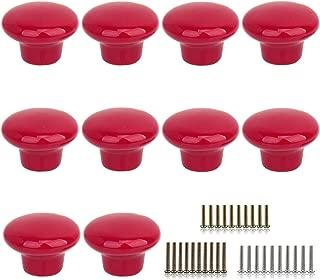 Best red kitchen cabinet knobs Reviews