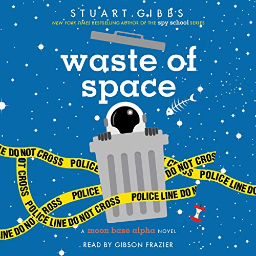 Waste of Space audiobook cover art