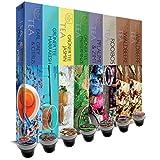 Boite de sélection de thé SanSiro - 8x 10 capsules de thé No. 1 - Nespresso* compatible