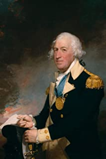 merican Revolution General Horatio Gates Portrait by Gilbert Stuart Journal: Take Notes, Write Down Memories in this 150 Page Lined Journal