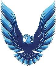 1978 1979 1980 Pontiac Firebird Trans Am Hood Bird ONLY GM Optional Decal Kit - Blue