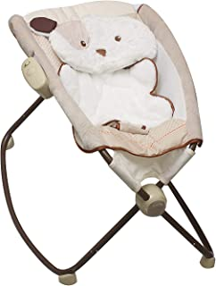 The Flyers Bay Fiddly's Play n' Rock Baby Sleeper Cum Bed/Baby Bouncer/Baby Rocker (Teddy)