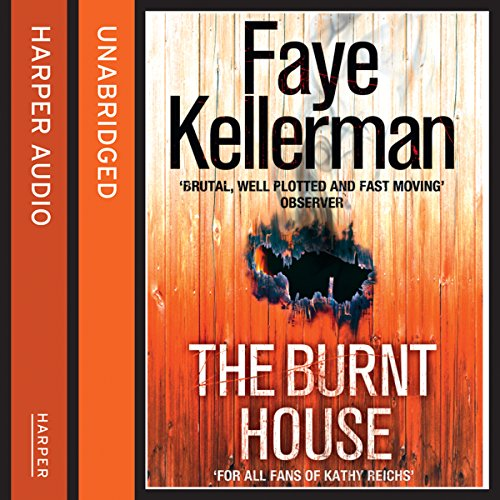 The Burnt House (Peter Decker and Rina Lazarus Crime Thrillers) cover art