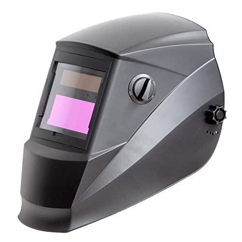 Antra AH6-260-0000 Solar Power Auto Darkening Welding Helmet Wide Shade Range 4