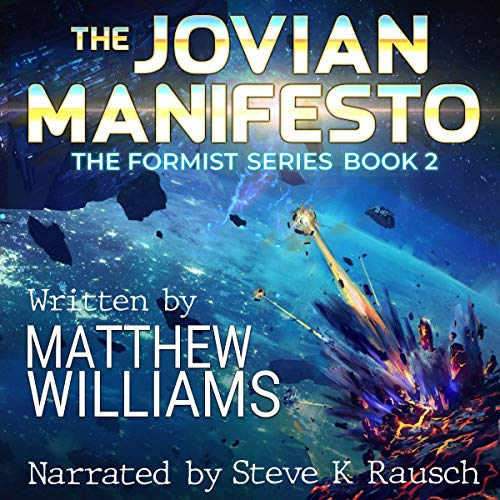 The Jovian Manifesto cover art