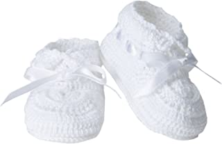 crochet slippers for baby