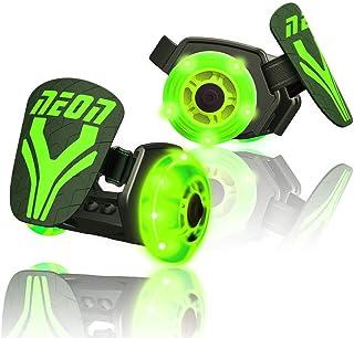 Yvolution Neon Street Rollers Green