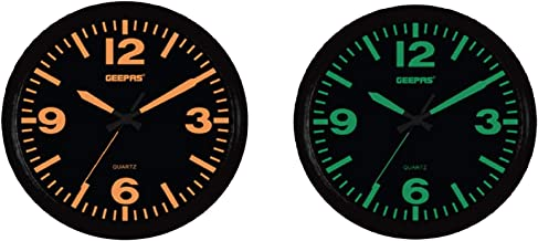 Geepas GWC4814 Analog Wall Clock