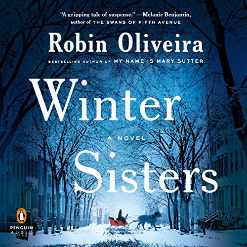 Winter Sisters audiobook cover art
