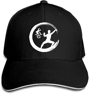 Enso Circle Tai Chi Martial Arts Hunting Sandwich Hat
