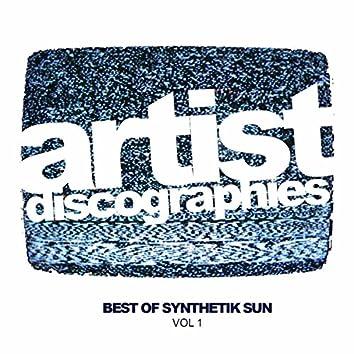 Artist Discographies, Vol. 1: Best Of Synthetik Sun