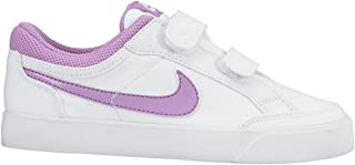 best website 5f2af 30205 Nike Capri 3 LTR (PSV), Chaussures de Tennis Fille