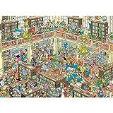 Jumbo Spiele- Jumbo 20030-Puzzle (2000 Piezas, Multicolor (20030)