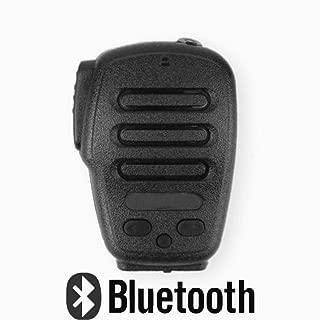 Bluetooth Ham Radio PTT Speaker Mic for Android Walkie Talkie for ZELLO H3-B