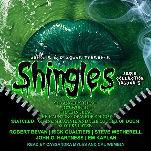 Shingles Audio Collection, Volume 5 cover art