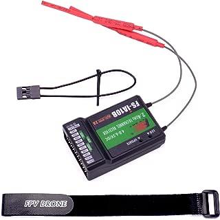 Flysky FS-iA10B Receiver 2.4G 10CH PPM Output Compatible for Flysky FS-i6 FS-i6S FS-i10 Transmitter