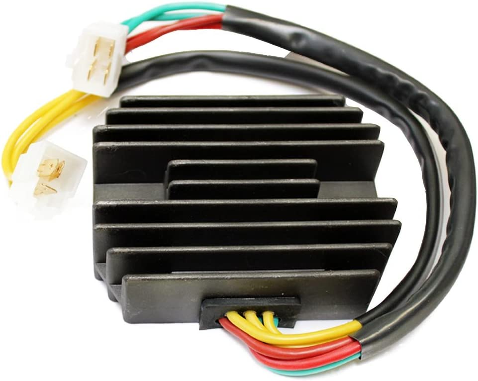 Phoenix Mall Caltric Regulator Rectifier Compatible Motorcycle With Honda Year-end annual account Vfr